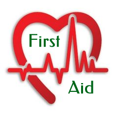 The need for first aid in an emergency situation
