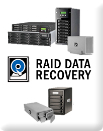 What is meant by RAID data?