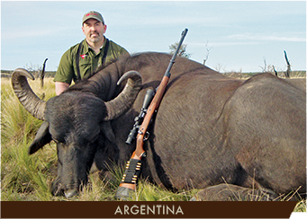 Best hunting locations for visitors in Argentina