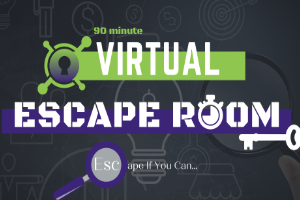 Topmost virtual escape room game on online