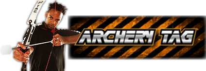 Archery tag is a risk-free video game