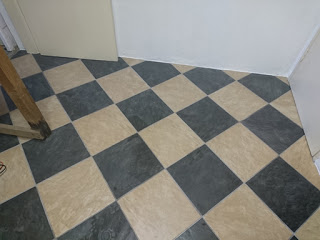 How to square space for straightforward Tile Installation