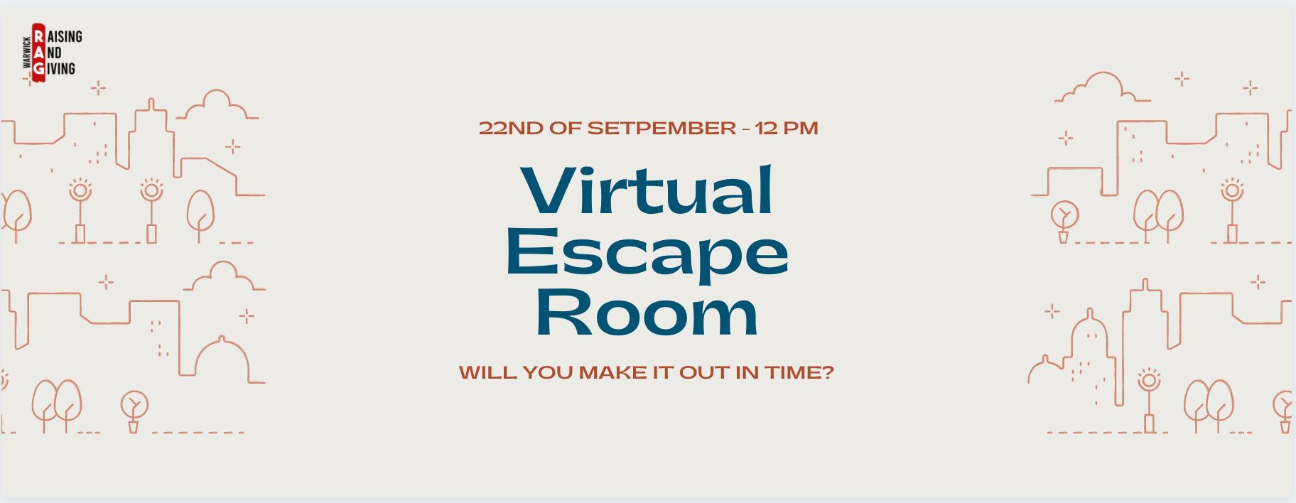 How do you make yourself a virtual escape room?