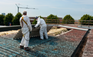 The process and need of professional asbestos removal