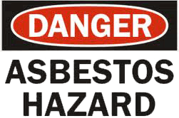It is highly sensitive to have the asbestos