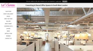 Accounting for overhauled workplaces