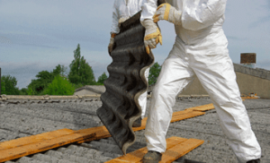 WHO suggestions on counteraction of asbestos-related illnesses